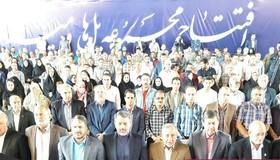 آغاز مراسم افتتاح پروژه مجموعه پل ها و میدان استقلال