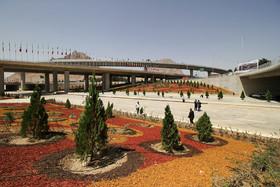 تصاویر زیبا از ابرپروژه مجموعه پل ها و میدان استقلال