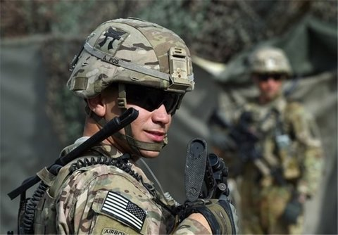 خروج نیروهای نظامی آمریکا از منطقه جزء اولویتهای بایدن نیست
