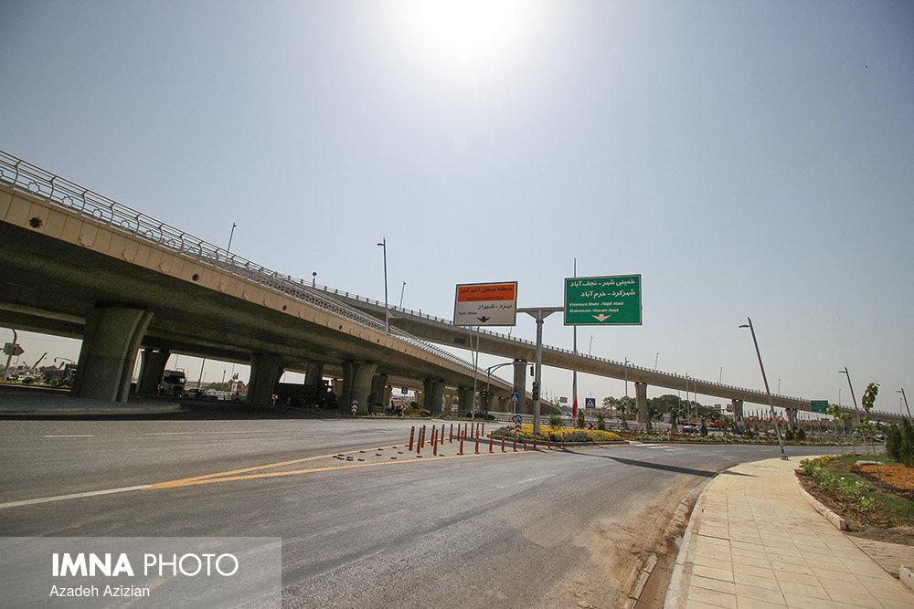 پیشرفت ۵۰ درصدی احداث کندرو خیابان استقلال در منطقه ۱۲