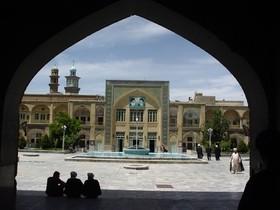 برپایی مراسم آغاز سال تحصیلی حوزه علمیه اصفهان باحضور آیت الله مظاهری