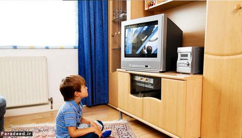 تلویزیون دوست یا دشمن کودکان