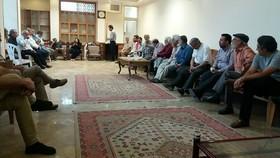 بررسی مشکلات موجود در سینمای استان و تبادل نظر با فعالان سینمایی