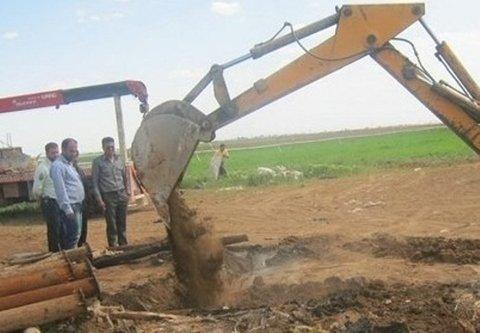 انسداد ۵۶۲ حلقه چاه غیرمجاز در استان اصفهان