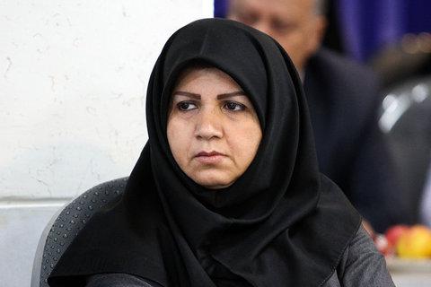 فریده روشن، عضو شورای شهر پنجم اصفهان