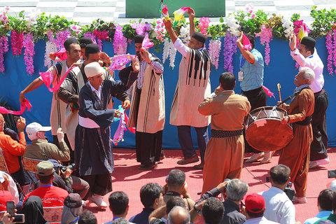 اختتامیه نخستین جشنواره ملی فرهنگی ورزشی روستا