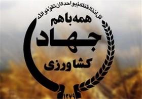 بهرهبرداری از  ۳۰۳ طرح کشاورزی طی هفته دولت در اصفهان