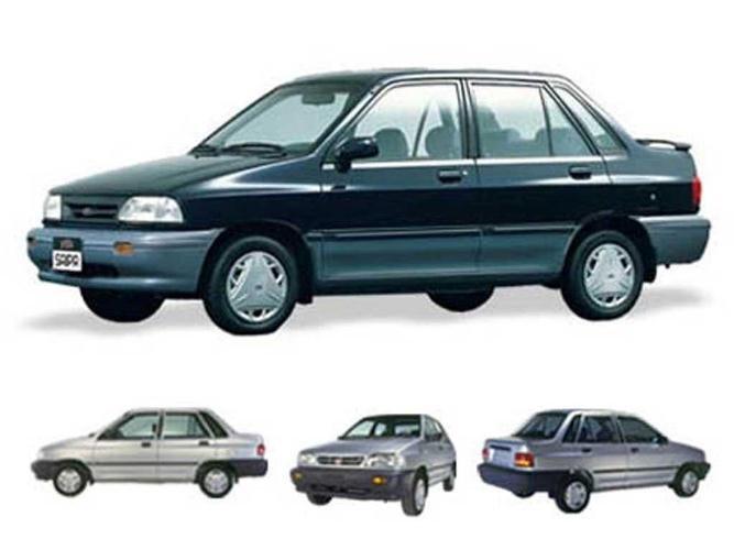 افزایش قیمت پراید در بازار خودرو امروز ۶ آبان + جدول