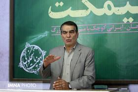 مسئولان پشت نیمکت ایمنا/ محسن کوهکن نماینده مردم لنجان در مجلس شورای اسلامی