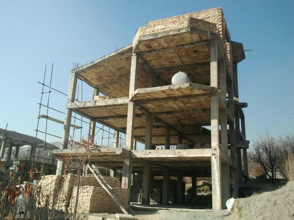 جلوگیری از افزایش طبقات غیرمجاز یک هزار و ۲۵۸ ساختمان