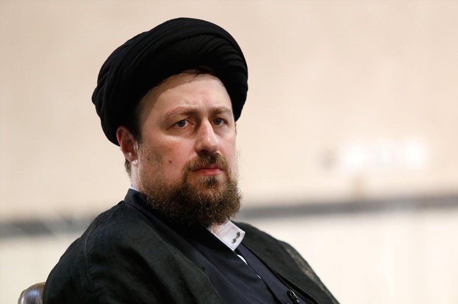 پیام تسلیت سید حسن خمینی در پی درگذشت سید علی نکویی