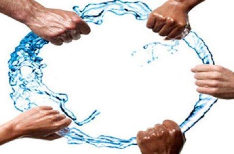 نتیجه تصویری برای جنگ آب