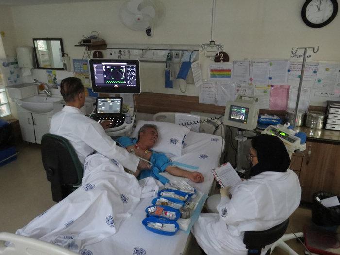 همه بیماران قلبی به اکوکاردیوگرافی نیاز ندارند