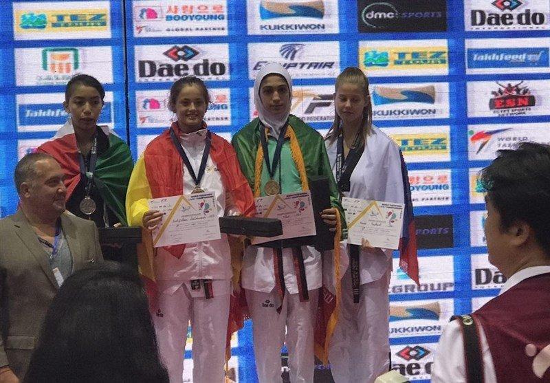 Iran Becomes Champion of World Taekwondo Cadet Championships