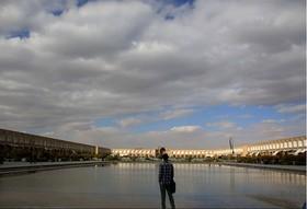 افزایش ابر و وزش باد در مناطق غربی استان اصفهان