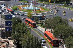 کاهش آلودگی هوای اصفهان با حرکت به سمت حمل و نقل عمومی