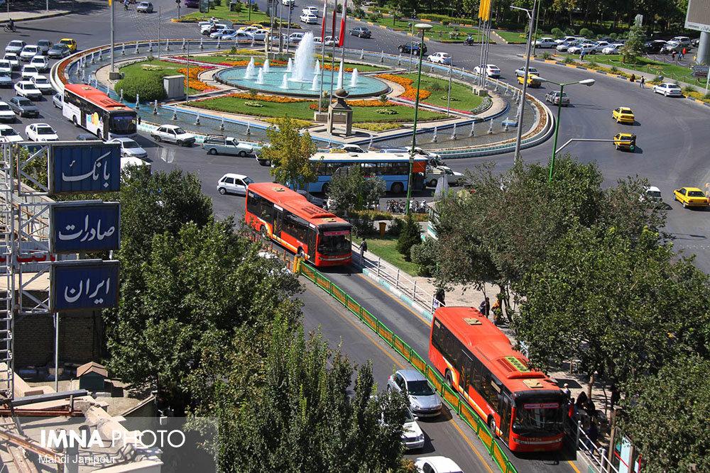 مناسبسازی مسیر BRT خیابان جی برای توانخواهان
