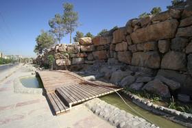 روندپیشرفت وتکمیل پروژه پردیس هنر پارک آبشار