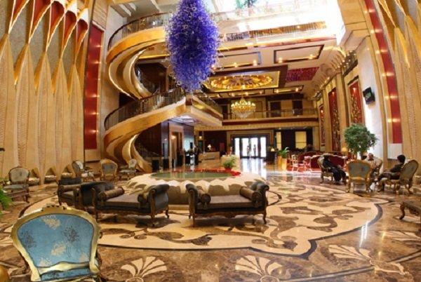 مقایسه هتلهای 5 ستاره ایرانی و خارجی