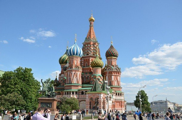 20 Most Visited Countries in the World