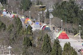 اجرای برنامه های آموزشی و فرهنگی در کمپ باغ فدک