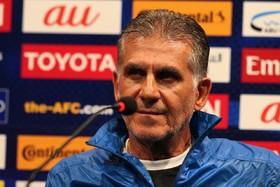 کیروش: بازیکنانم مقابل سوریه گمراه شدند