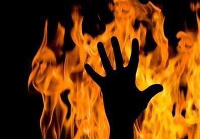 سوختن زن و شوهر اصفهانی هنگام سوختگیری گاز ال پی جی