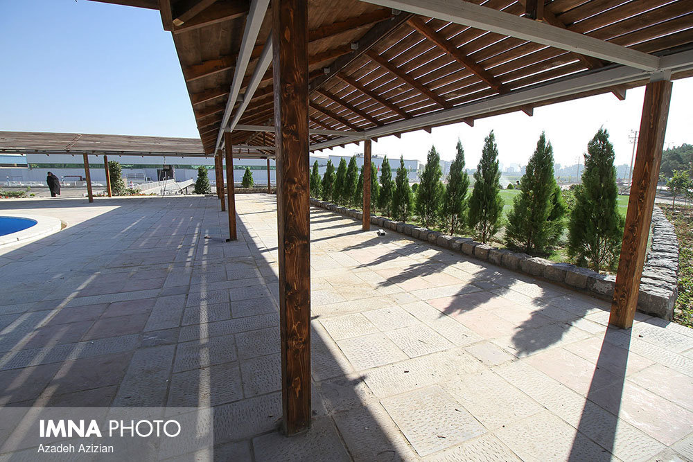 Growing trend of 'Pardis Honar' construction/ Isfahan