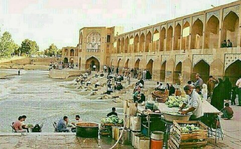 My lovely Isfahan…
