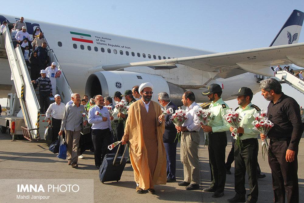 آخرین وضعیت بازگشت حجاج اصفهانی اعلام شد