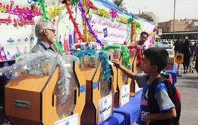 ۴۷۰ هزار پاکت نیکوکاری در مدارس توزیع میشود