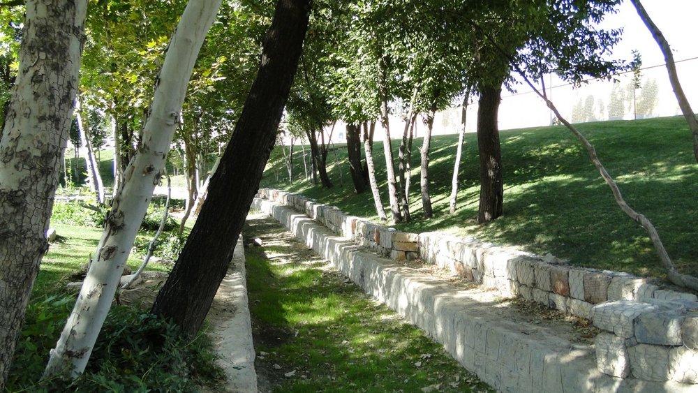 ساماندهی مادی محور گذر شهید اکبری در منطقه ۷