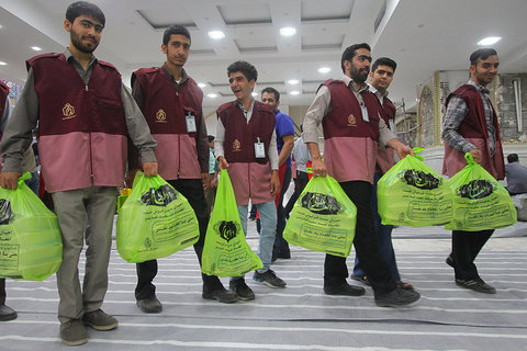جلب مشارکت شهروندان بندرعباس در وقف جمعی غدیر