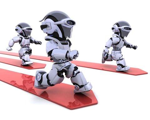 مسابقه رباتیک