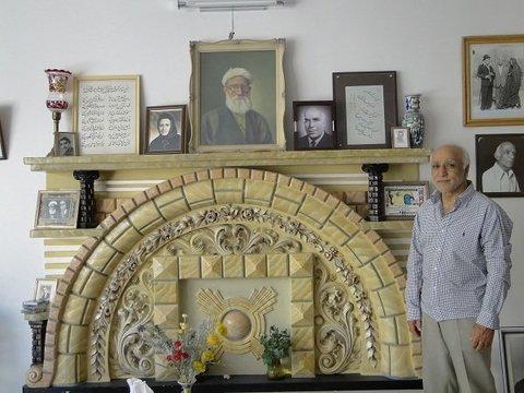 «بابا تاج» هیچوقت هنرش را به پول نفروخت/عمو «کسایی» از نزدیکترین دوستان پدر بود