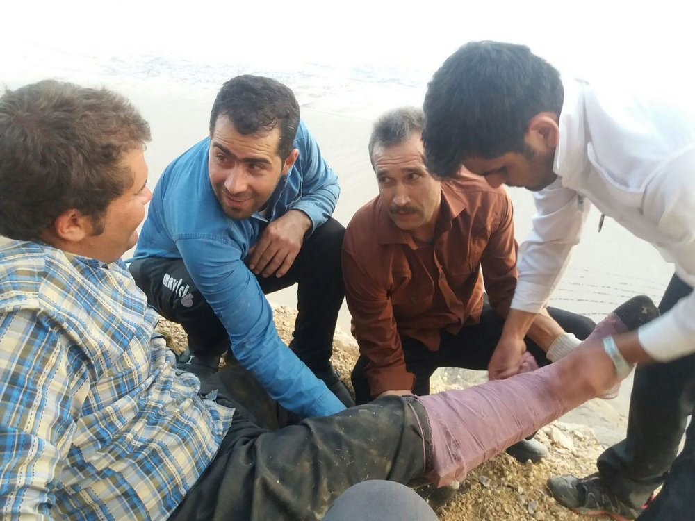 مصدومان زلزله در استان کهگیلویه و بویراحمد به ۶۶ نفر رسید