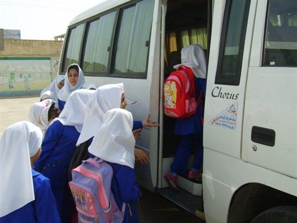 ثبت نام رانندگان متقاضی سرویس مدارس از ۲۵ مرداد