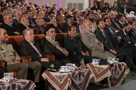 مراسم افتتاحیه پانزدهمین اجلاس بین المللی پیرغلامان و خادمان حسینی در اصفهان