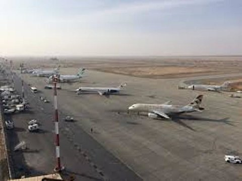 Foreign flights land in Isfahan instead of Tehran