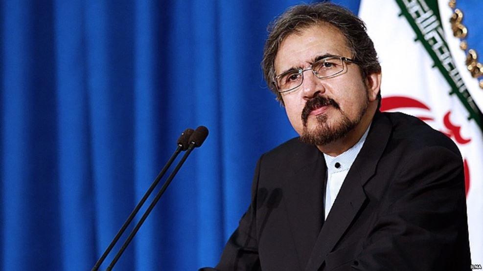 دیدار سفیر ایران در فرانسه با «رامی عدوان»