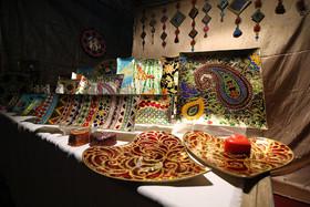 گشایش هجدهمین نمایشگاه ملی صنایع دستی و هنرهای سنتی