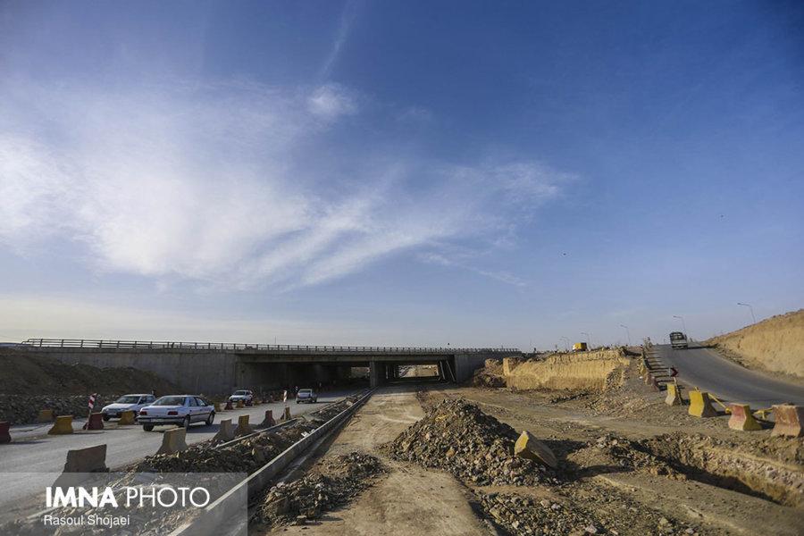 Ashkavan U-turn is at 78% progress