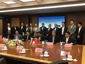 امضای قرارداد ۱۰میلیارد دلاری خطاعتباری چین با ایران/عزم جدی دو کشور در توسعه روابط بانکی