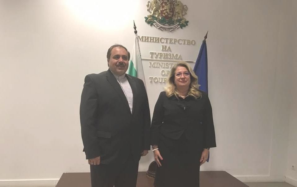 Bulgaria looking for developing tourism cooperation with Iran