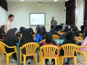 ارایه روش های متنوع آموزشی در خانه ریاضیات اصفهان