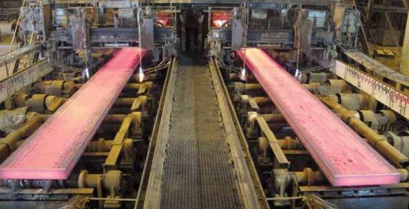 رشد ۷ درصدی تولید فولاد خام در کشور