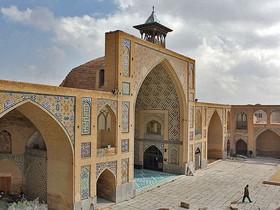 زیبایی های هنر معماری در مسجد «سید» اصفهان