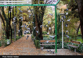 Isfahan Welcoming Autumn…