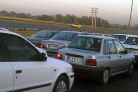 ترافیک یکی از مهمترین مشکلات شهری کاشان است