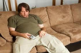 شب نخوابید چاق میشوید